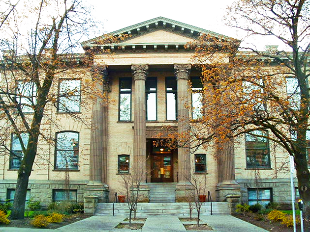 Carnegie Library, Main Branch