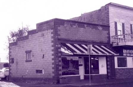 Hillyard Water Company Building (demolished)
