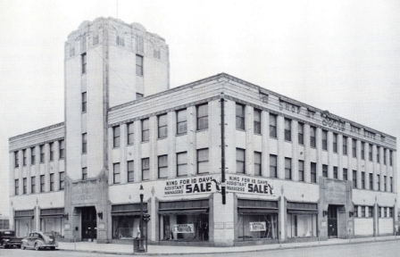 Sears & Roebuck Building (demolished)