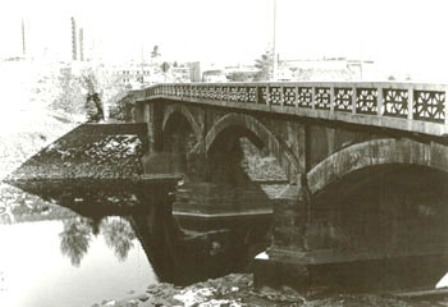 Washington Street Bridge (demolished)