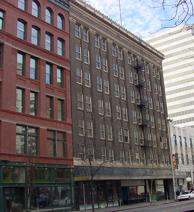 Mohawk Building (demolished)
