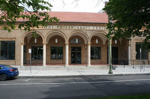 Spokane Civic Building